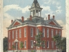 Court House Postcard 1920\'s