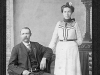 Gilbert and Cordelia Harris Parks