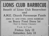 Marion Lions Club