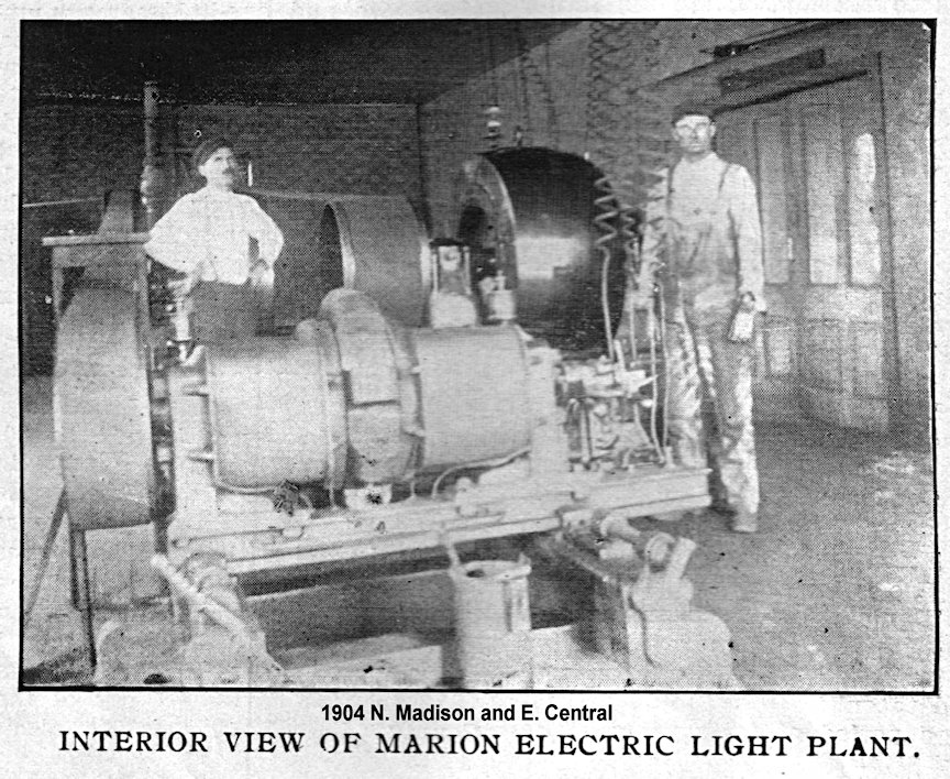 Marion Electric Light And Water Co.