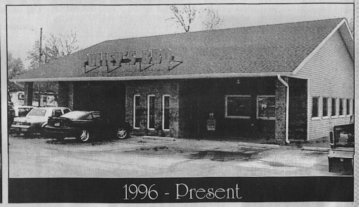 Pulleys History : Pulleys bbq marion illinois history preservation