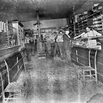 Dave Harrison's Store, Bank and Post Office