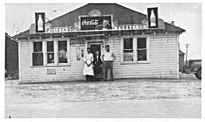 Pulleys BBQ | Marion Illinois History Preservation
