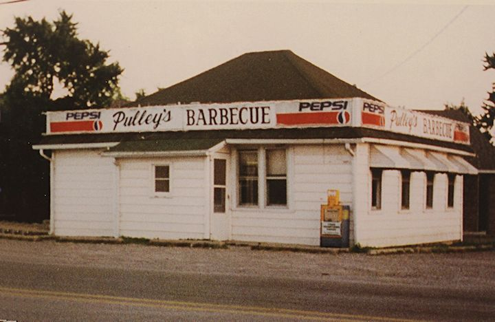 Pulleys Bbq Marion Illinois History Preservation